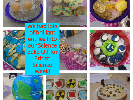 Science Bake Off