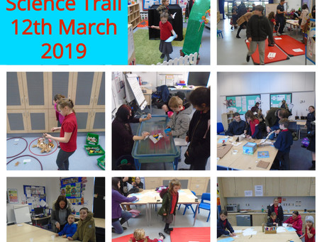 Family Science Trail