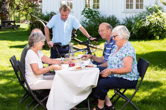 Det sosiale måltidet gir matlyst og måltidsglede