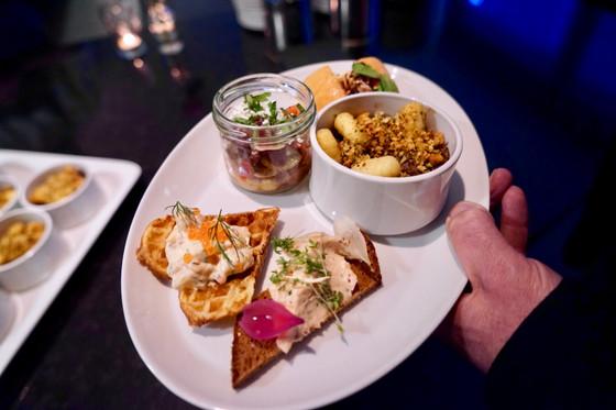 Med oppdrag å reformere landets måltidsopplevelser