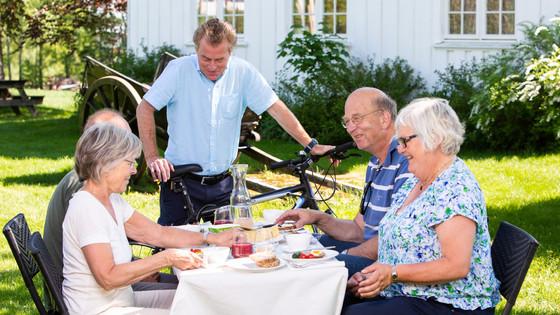 Hva og hvordan spiser eldre i 2030?