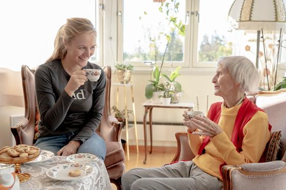 Nå leverer TINE middager hjem til eldre