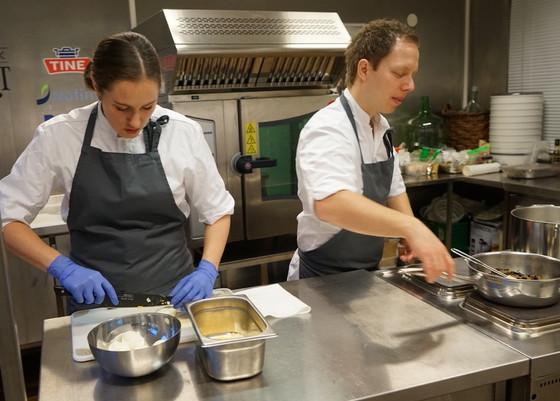 Kokken og forskeren
