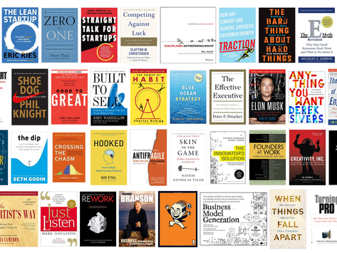 Founders Said These 12 Books Helped Their Business the Most