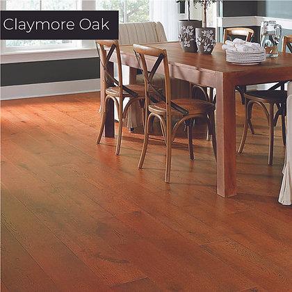 Claymore Oak Waterproof Engineered Hardwood Flooring, Sample