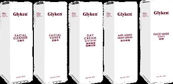 Glyken Skincare indivisual box visual-Cu