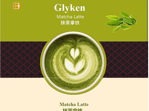 Glyken Birdnest Matcha Latte