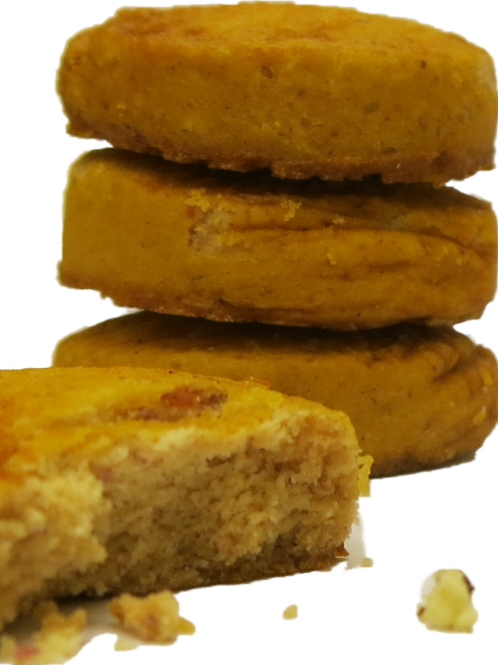 Glyken Birdnest Taro Cookies