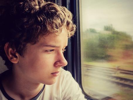 """DEAR ALI: My son says he """"feels empty"""""""