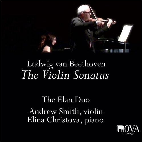 The Complete Beethoven Violin Sonatas