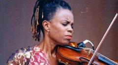 Regina Carter, jazz violin