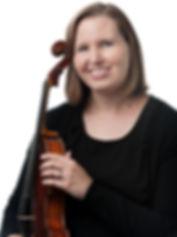 Sigrid Karlstrom, violist - violin and viola tacher