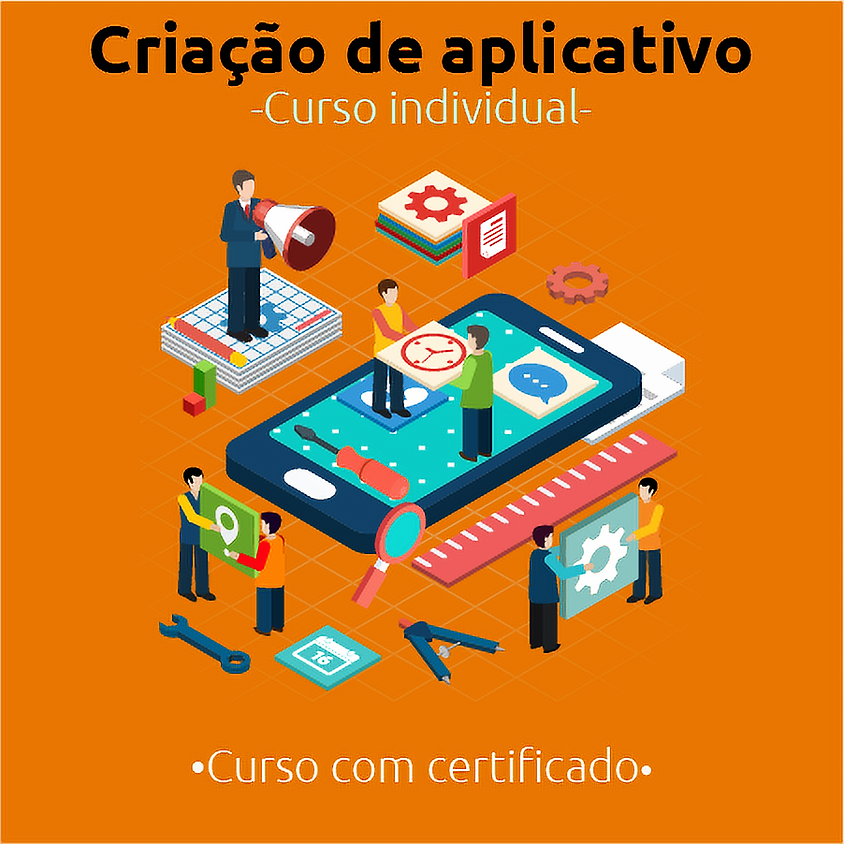 Criação de aplicativos