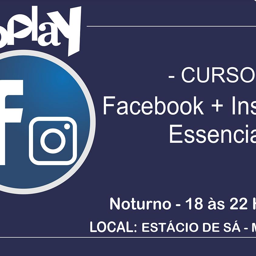 Curso Facebook e Instagram essencial