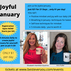 Register for Joyful January