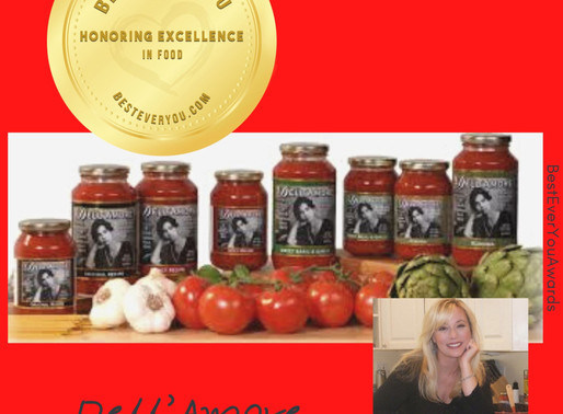 Dell'Amore - Best Ever You Awards - Gold Seal Winner