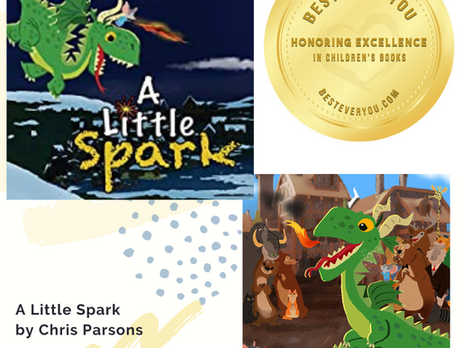 A Little Spark - Gold Seal of Excellence in Children's Books