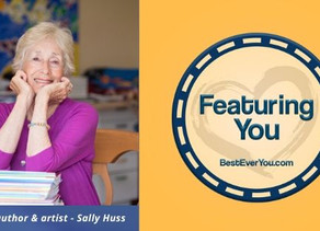 Featuring You - Meet Sally Huss
