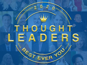 Best Ever You's 2020 Thought Leaders