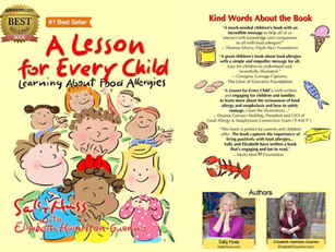 Best-Selling Food Allergy Book for Children