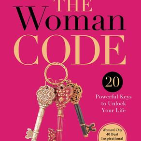 The Woman Code - Winner - Gold Seal of Excellence