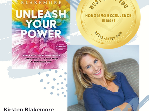 Unleash Your Power  - Kirsten Blakemore