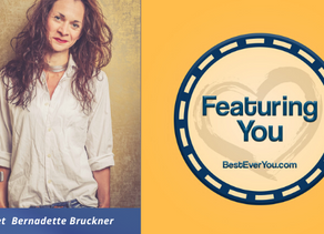 Featuring You - Meet Bernadette Bruckner