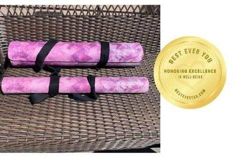 Yoga Design Lab - Best Ever You Awards - Gold Seal Winner