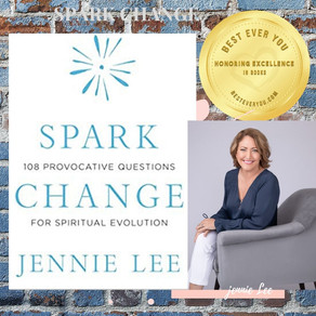 Spark Change - Gold Seal of Excellence in Books