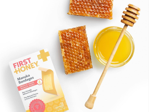 First Honey - Winner - Gold Seal of Excellence