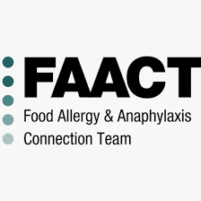 Brian and Elizabeth join FAACT - Food Allergy & Anaphylaxis Connection Team