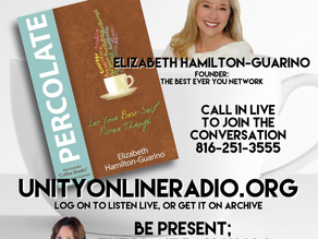 Let's PERCOLATE on The Diane Ray Show