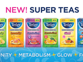 Elizabeth's Best - Tetley Tea