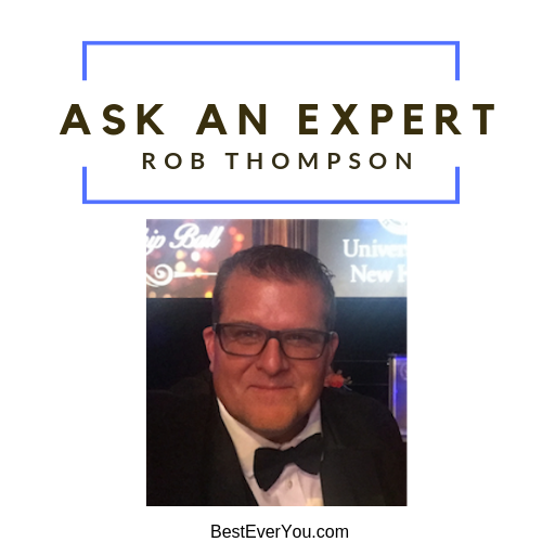 Ask an Expert - Rob Thompson