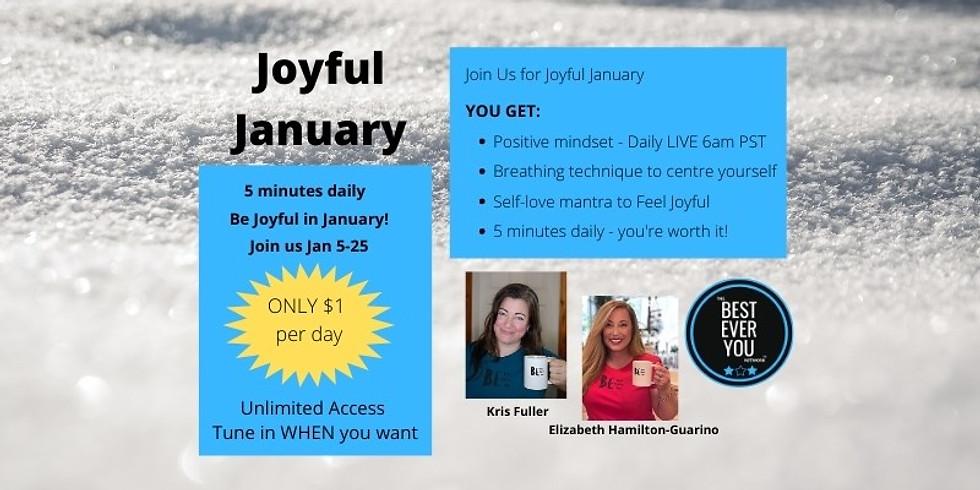 Joyful January