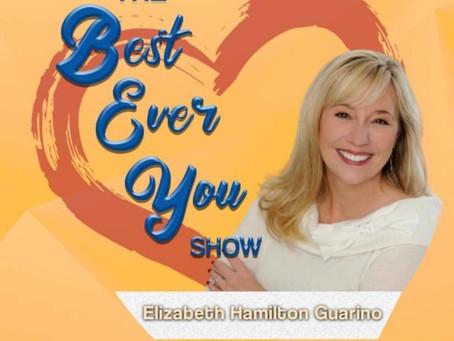 Host Elizabeth Hamilton-Guarino celebrates 500 episodes on The Best Ever You Show!