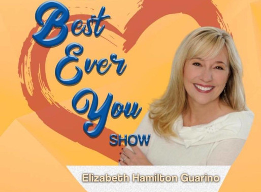 Host Elizabeth Hamilton-Guarino celebrates 500 episodes on The Best Ever You Show!
