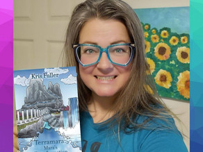 Featuring You - Meet Kris Fuller - Author of Terramara: Mara's Transformation