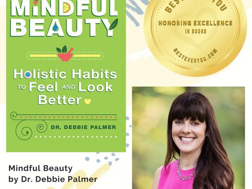 Mindful Beauty - Gold Seal of Excellence in Books