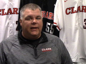 J.P. Pyne - Head Baseball Coach - Clark University