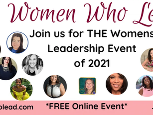 Women Who Lead Conference