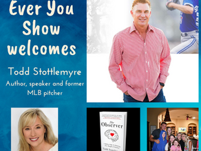 Todd Stottlemyre  - The Observer on The Best Ever You Show