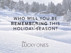 This Christmas, Are You One of The Lucky Ones?
