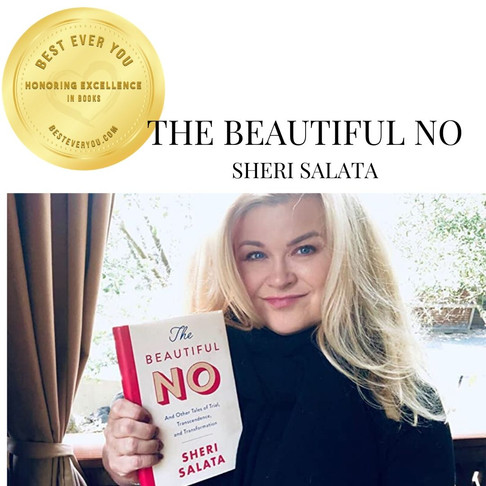 The Beautiful No - Gold Seal of Excellence Winner in Books