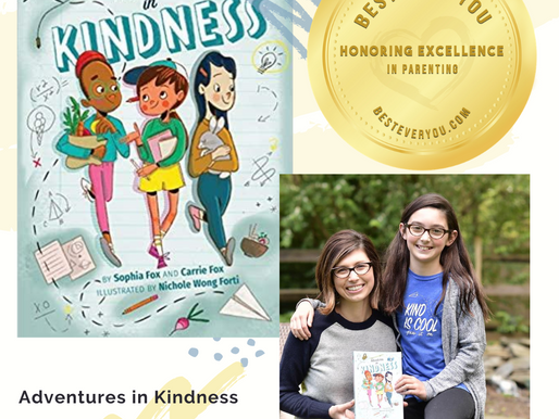 Adventures in Kindness - Gold Seal of Excellence in Parenting