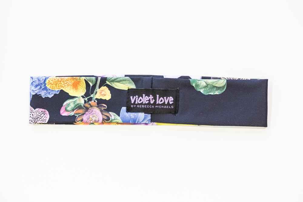 Elizabeth s Best - Violet Love Headbands 2a2c7013613