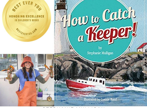 How to Catch a Keeper - Gold Seal of Excellence in Children's Books