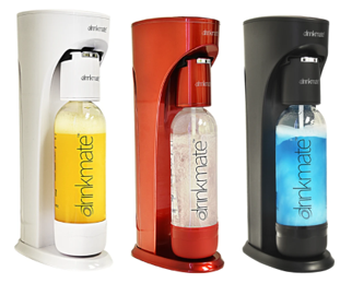 Drinkmate Countertop - Winner - Gold Seal of Excellence