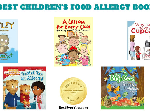 5 Best, Must-Read Children's Books About Food Allergies