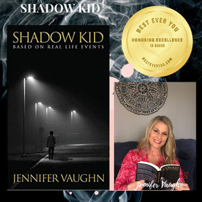 Shadow Kid - Gold Seal of Excellence in Books
